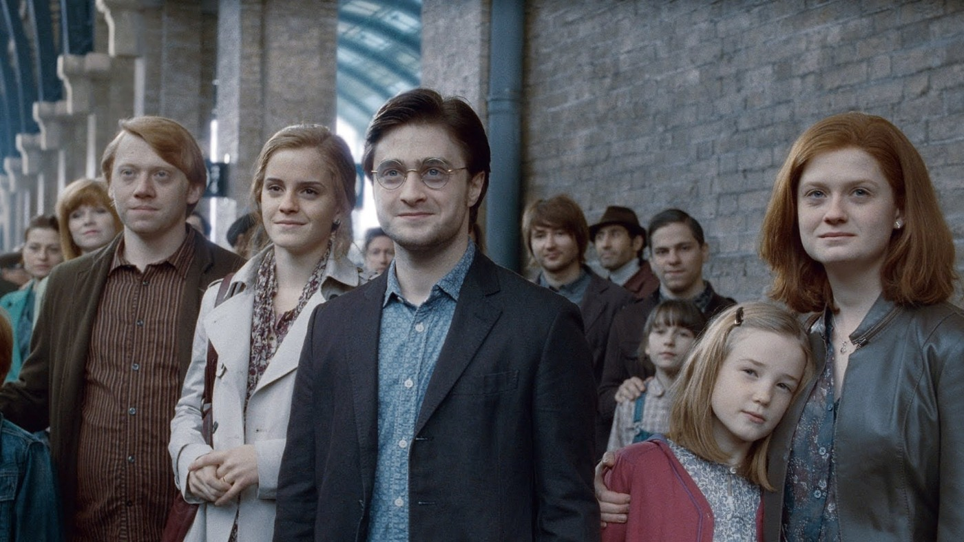 potter and the deathly - photo #5
